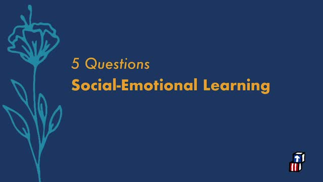 Five Questions with Dr. Mary Louise Hemmeter – Social-Emotional Learning