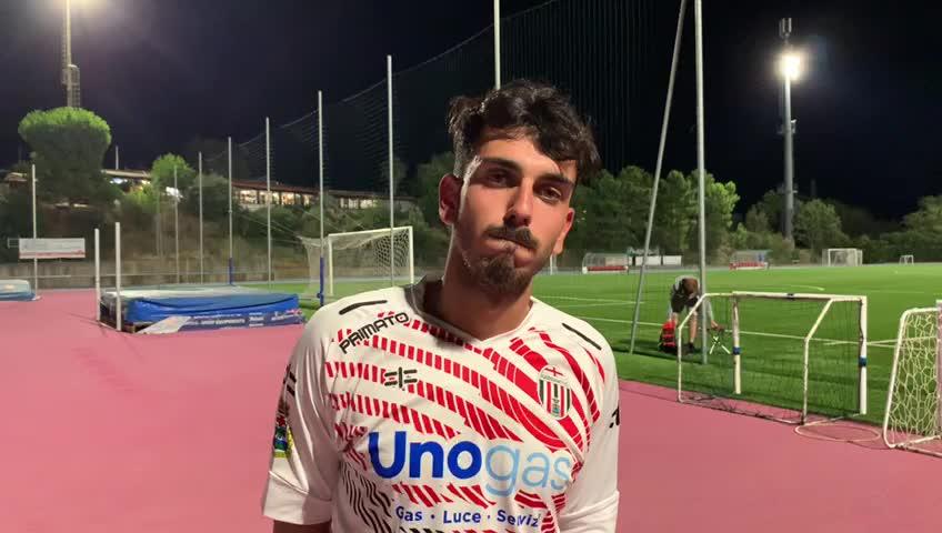Arenzano, parla il match winner Niccolò Piu