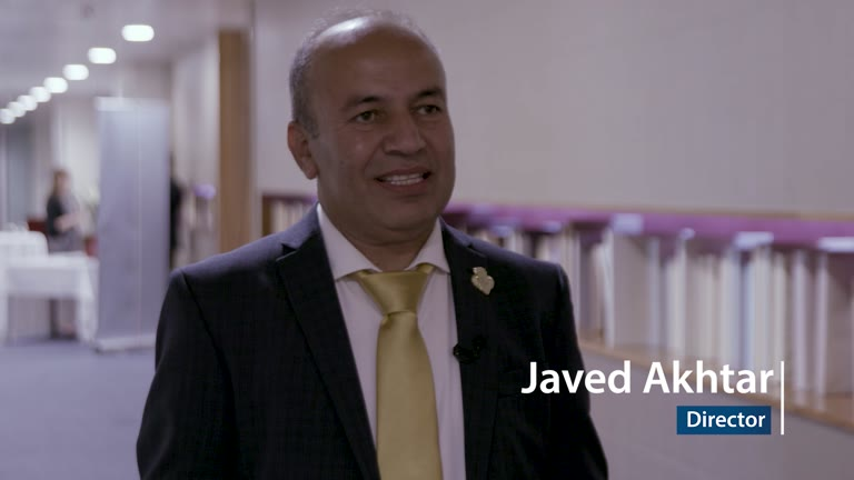 LEO Live Seminar in London Testimonial JAVED AKHTAR