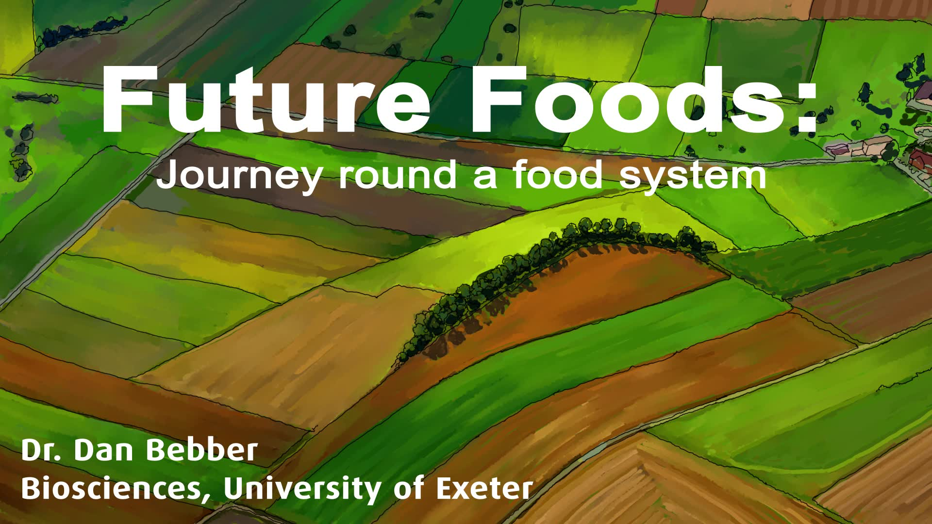 A journey round a food system