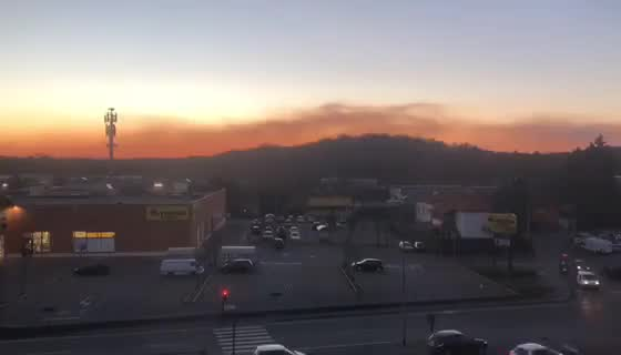 Video: Timelapse: la nuvola dell'incendio vista da Besozzo
