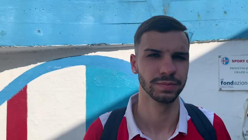 Genova Calcio, le parole di Enrico Nelli dopo la partita col Ligorna