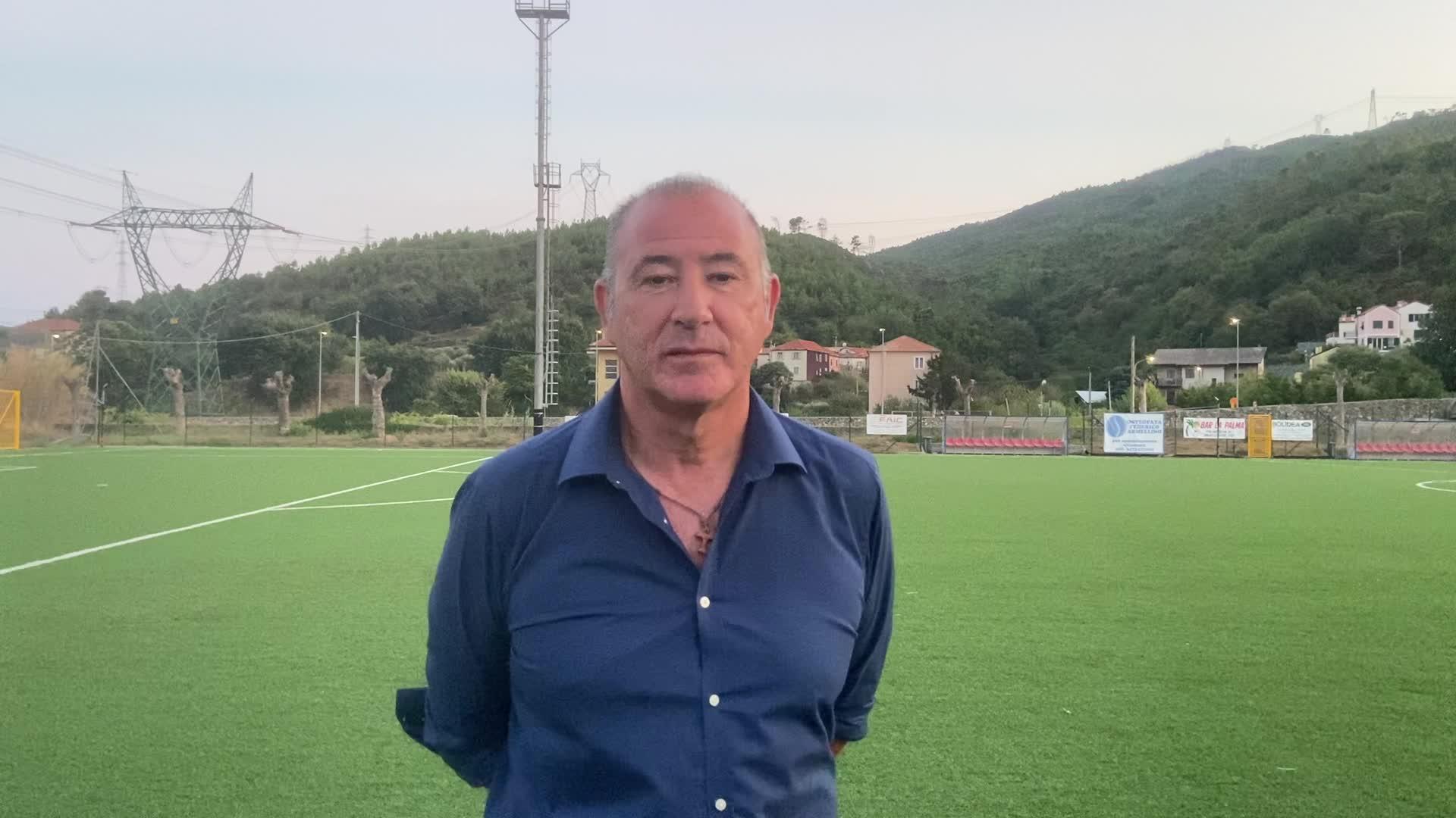Savona Fbc, Marino Calistri racconta le sue sensazioni relative al ritorno in campo degli Striscioni