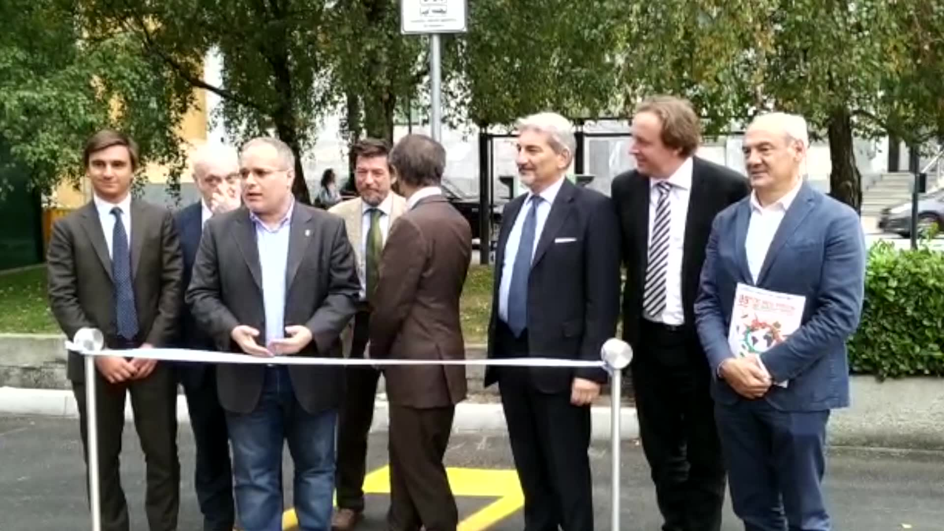 Video: E-District, Saronno capitale della mobilità sostenibile
