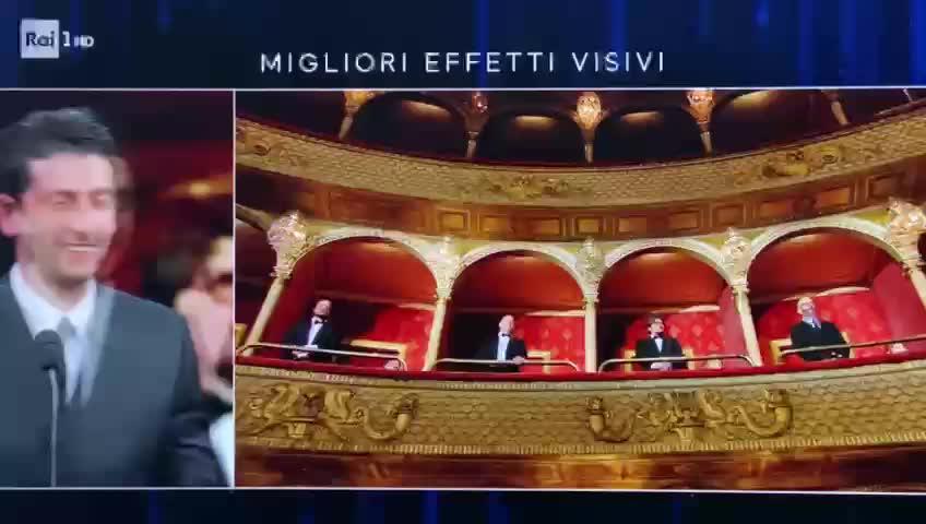 Lo spotornese Stefano Leoni vince il David di Donatello per i migliori effetti visivi