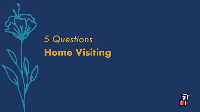 Five Questions with Dr. Brenda Jones Harden – Home Visiting