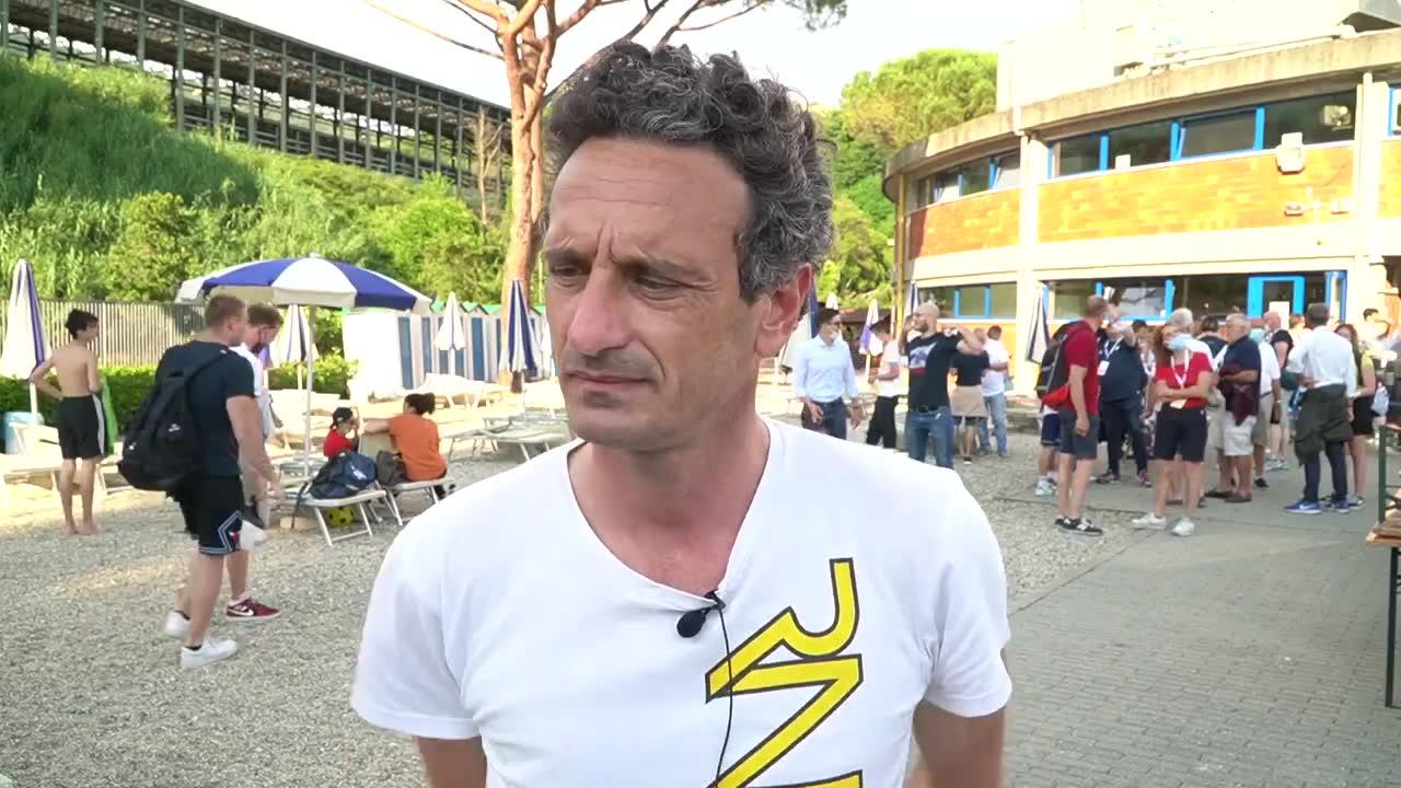 Termina la stagione della Rari Nantes Camogli: parla Angelo Temellini
