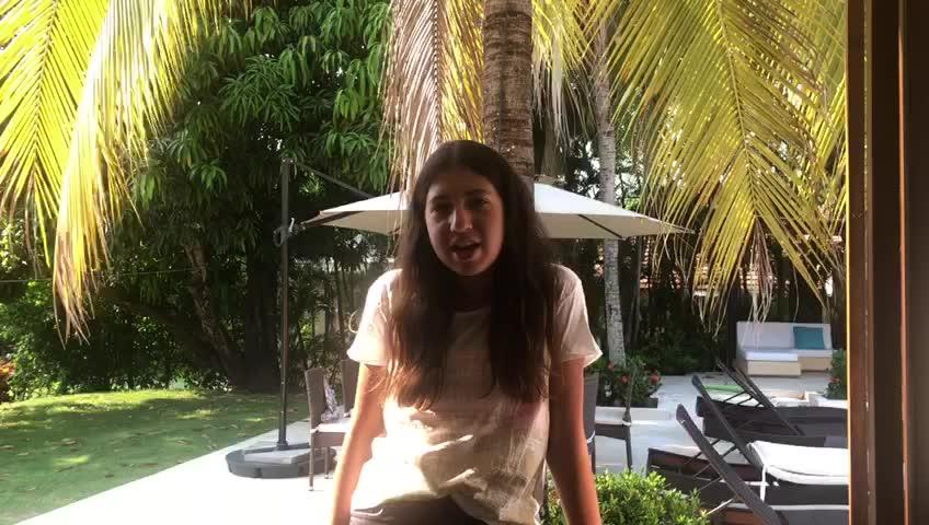 El vlog de Gabriela screenshot