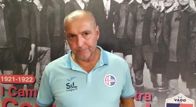 Ligorna, mister Monteforte commenta la sconfitta contro il Vado