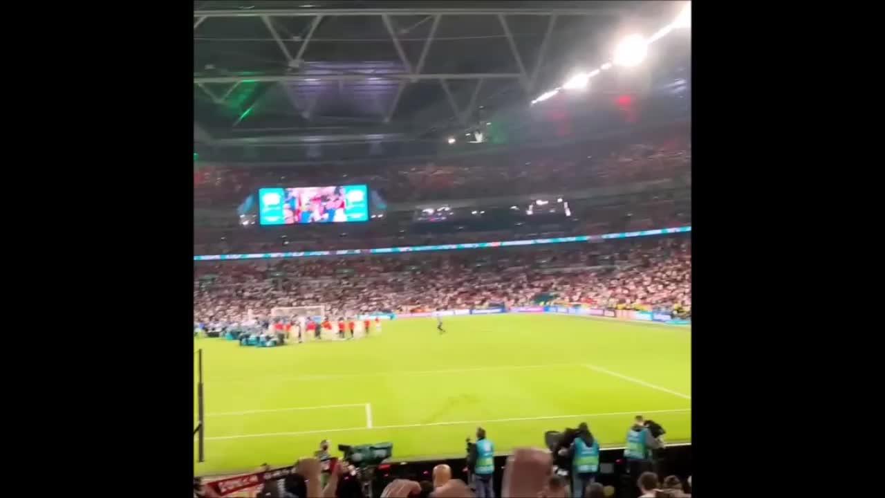 Euro 2020, un valbormidese a Wembley