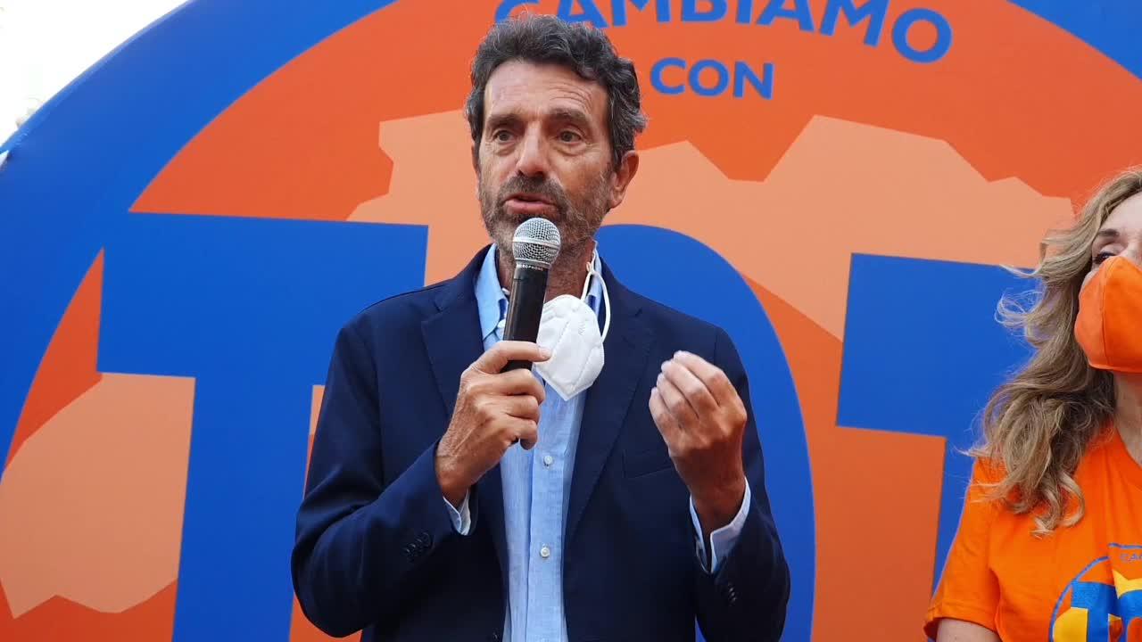 "Regionali Liguria, Toti presenta la sua lista: ""Obiettivo 15%"""