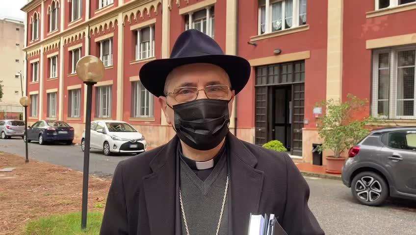"""Albenga, il vescovo Borghetti ai lettori di IVG: """"Web grande risorsa, ma attenti alle insidie per i più fragili"""""""