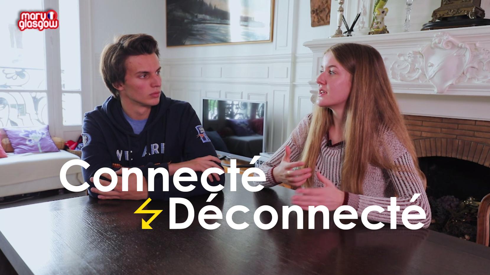 Connectés ou déconnectés ? screenshot