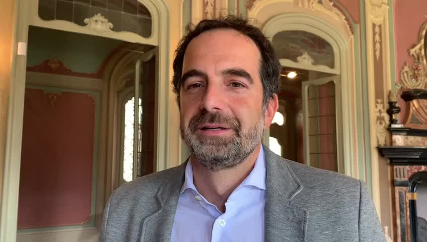 Video: Emanuele Filiberto a Busto Arsizio