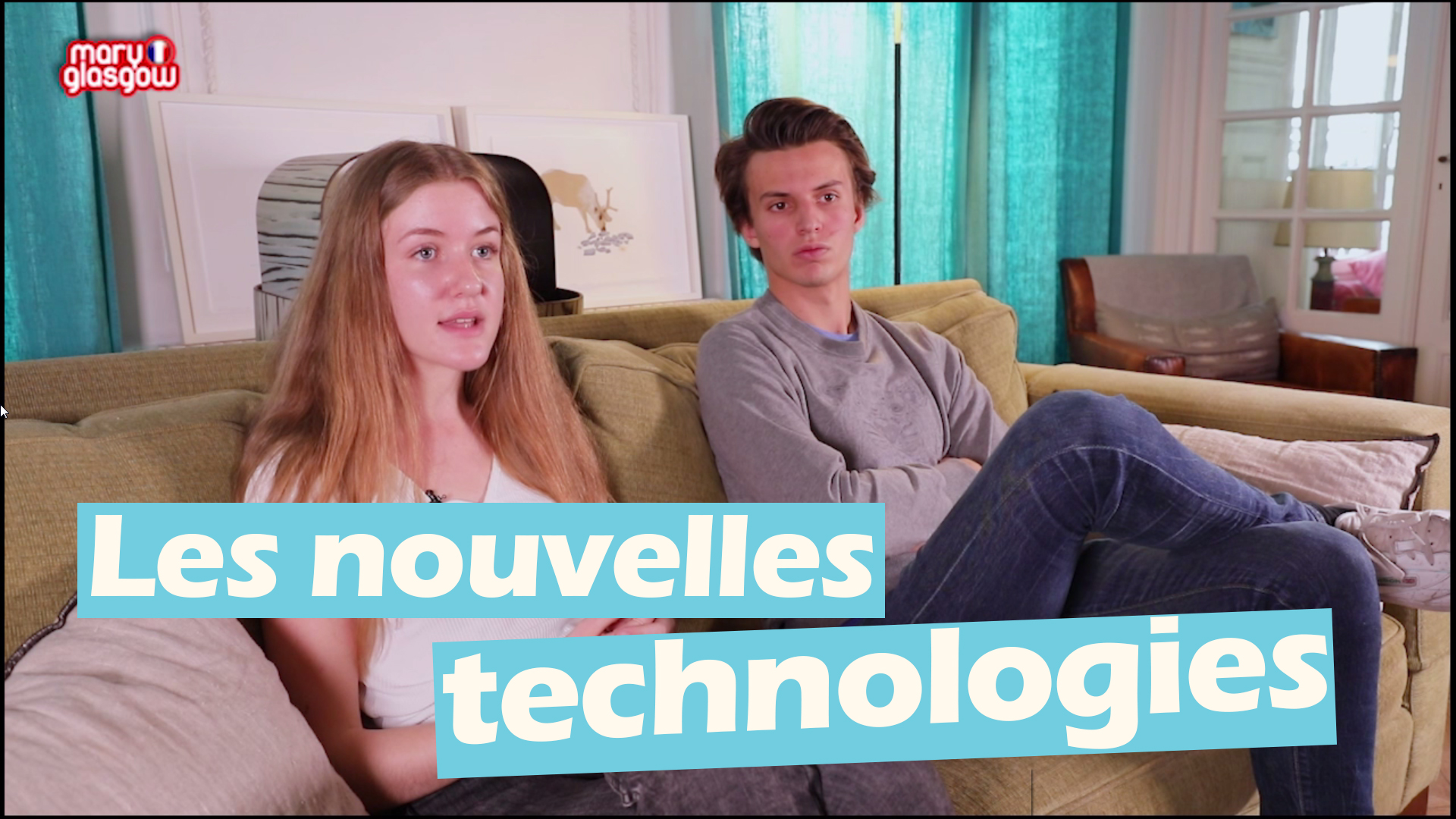 Les nouvelles technologies screenshot