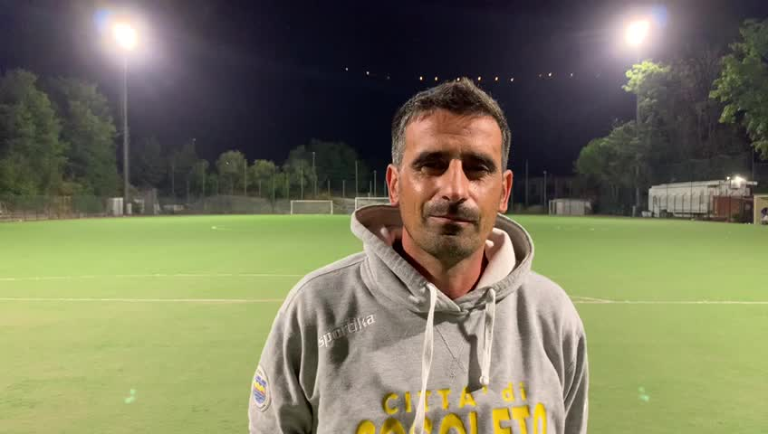 Coppa Liguria, Città di Cogoleto: il commento di Francesco Travi