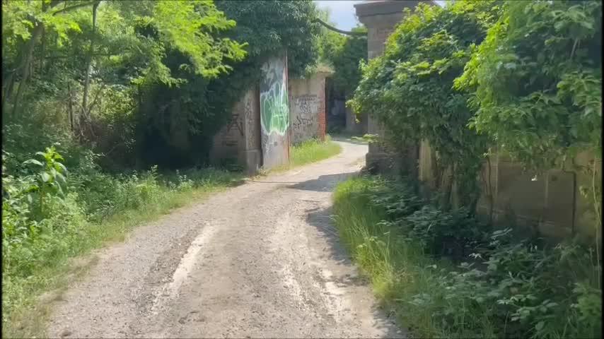 Savona vista dagli occhi del Forte della Madonna degli Angeli
