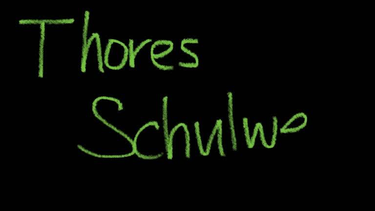 Thores Schulweg