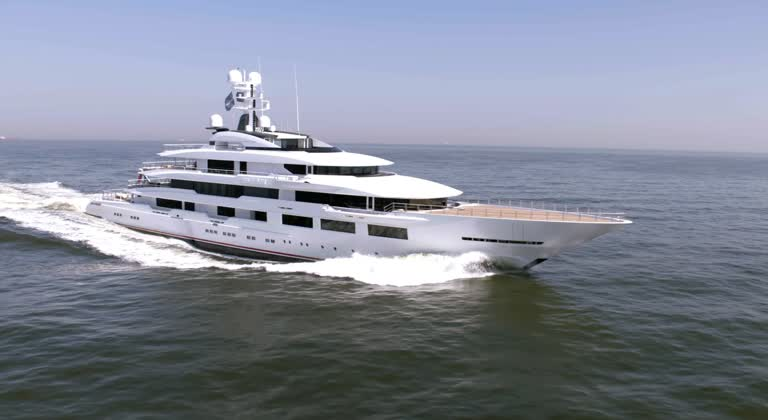 Oceanco DreAMBoat Sea Trials