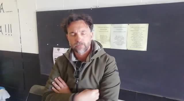 Albenga sconfitta, le parole di mister Giancarlo Delfino