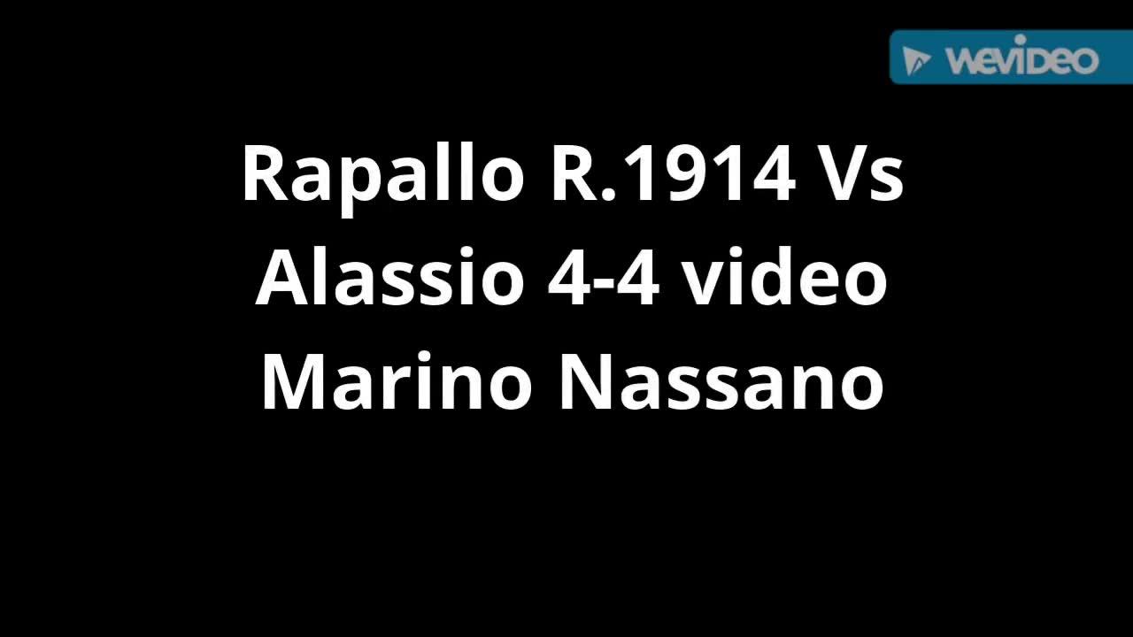 Eccellenza, Rapallo-Alassio: la sintesi