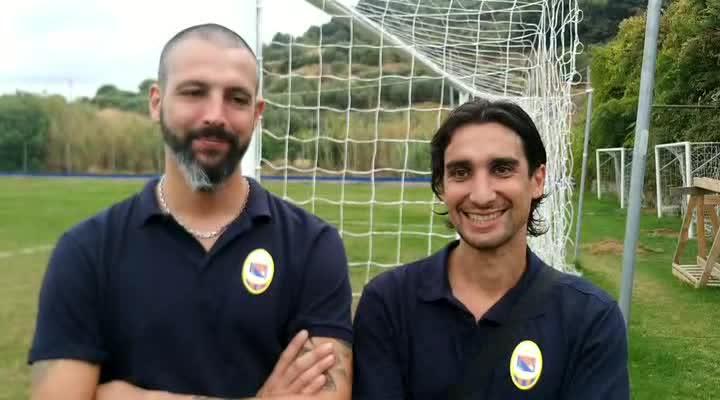 """Calcio, il tandem Pascarella-Patitucci si gode la buona partenza: """"Mancava tornare sui campi"""""""