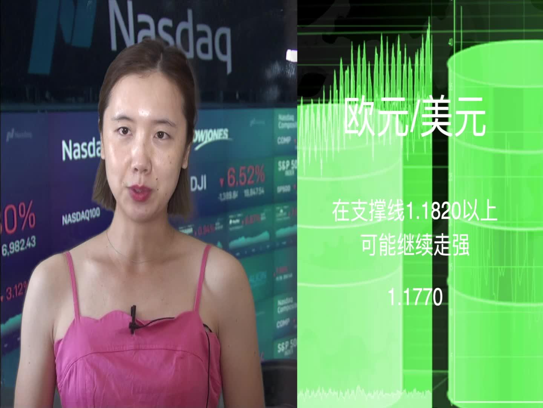 TradingCentral财经电视2021年07月20日