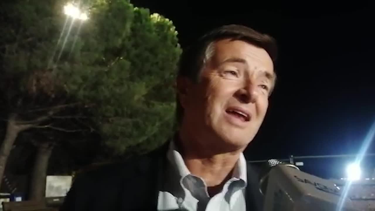 """Il sindaco Gori a Savona per Russo: """"Marco ha fatto un ottimo lavoro, prima il progetto e poi la coalizione"""""""