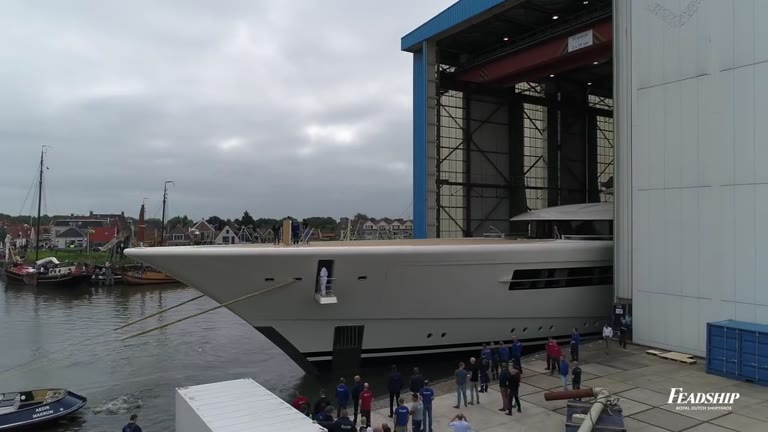 110m Anna Leaves Makkum Shed