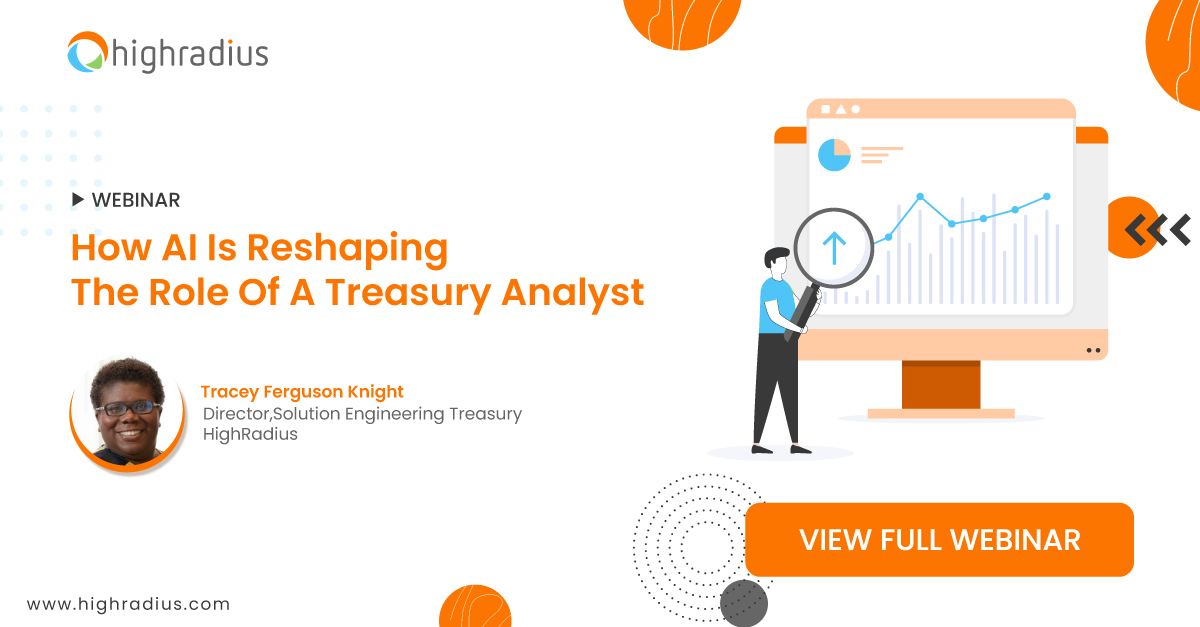 How AI Is Reshaping The Role Of A Treasury Analyst
