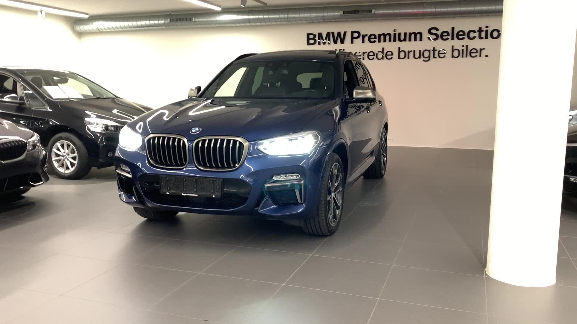 BMW X3 M40d xDrive aut.