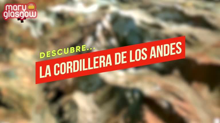 Descubre... ¡La cordillera de los Andes! screenshot