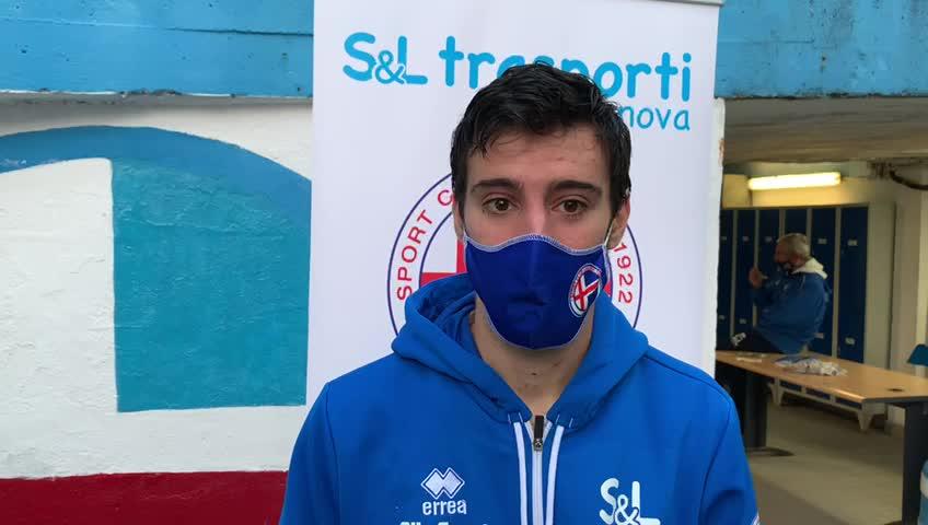 Ligorna-Sestrese: il commento di Mirko Chiarabini