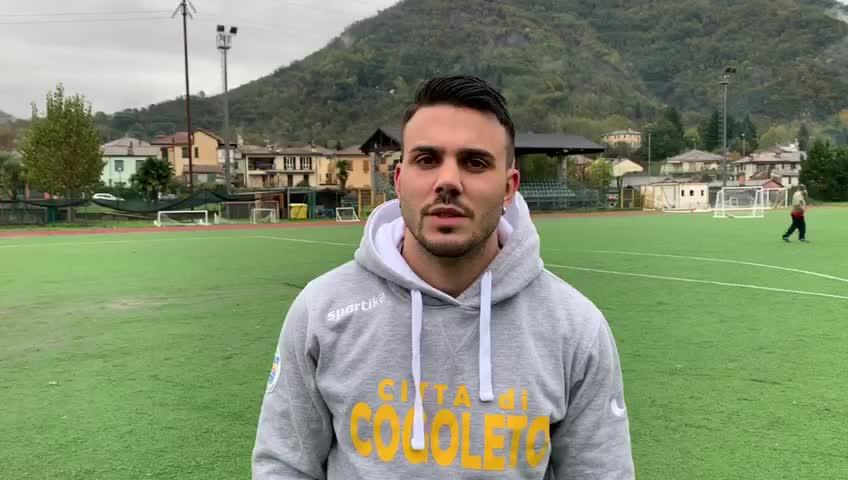 Città di Cogoleto: il commento del match winner Gianluca Grezzi