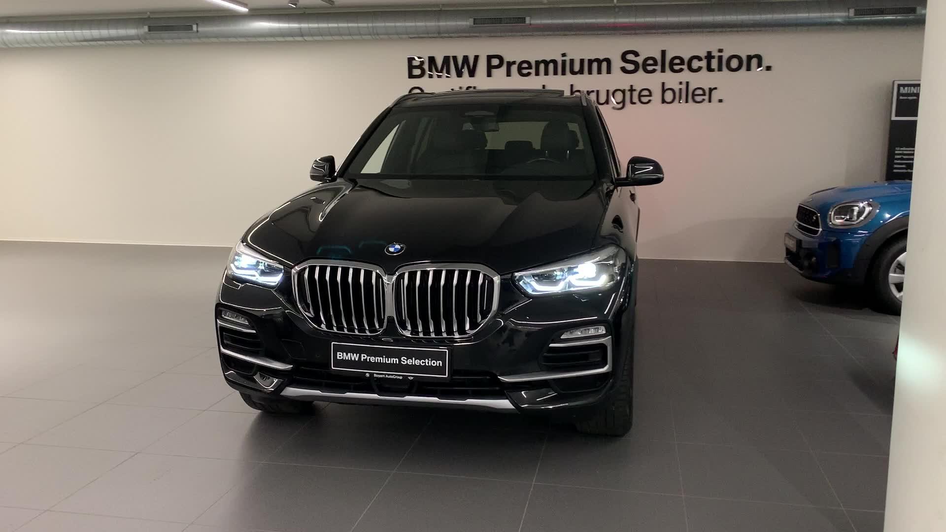 BMW X5 xDrive40i X-Line aut.