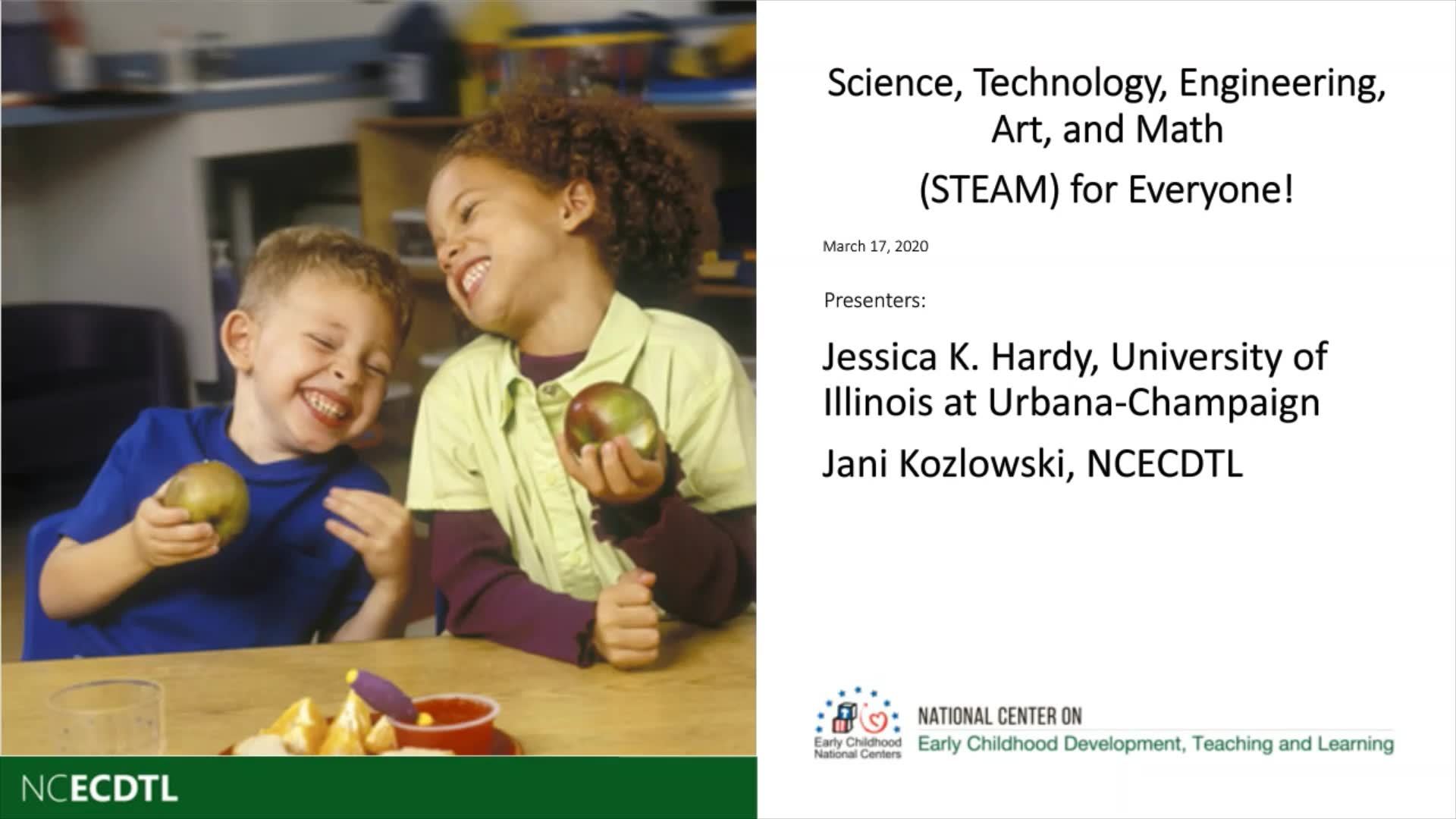 Science, Technology, Engineering, Art, and Math (STEAM) for Everyone