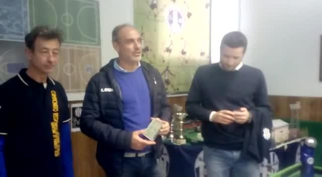 Partnership tra Savona Subbuteo Club e Savona Fbc: le parole di Massimo Sciutto