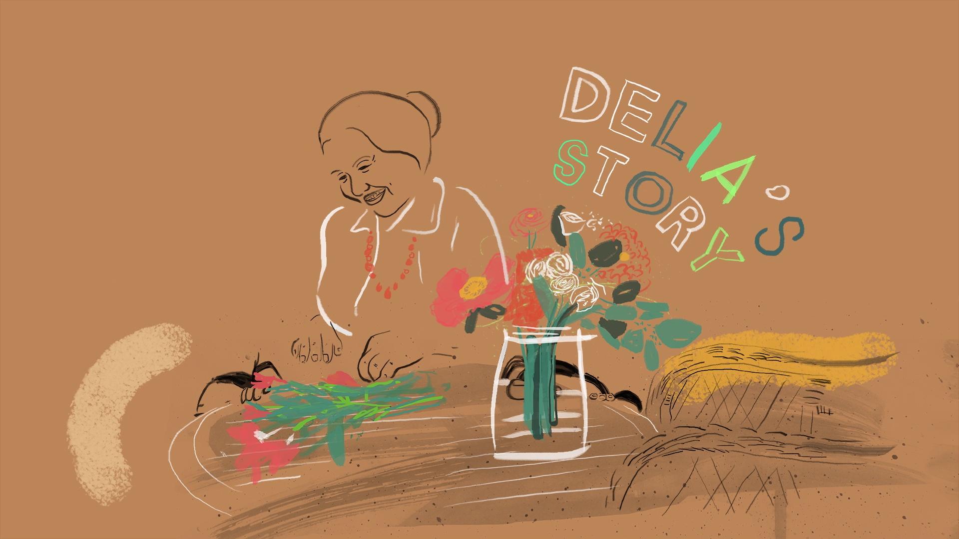 Delia's Story