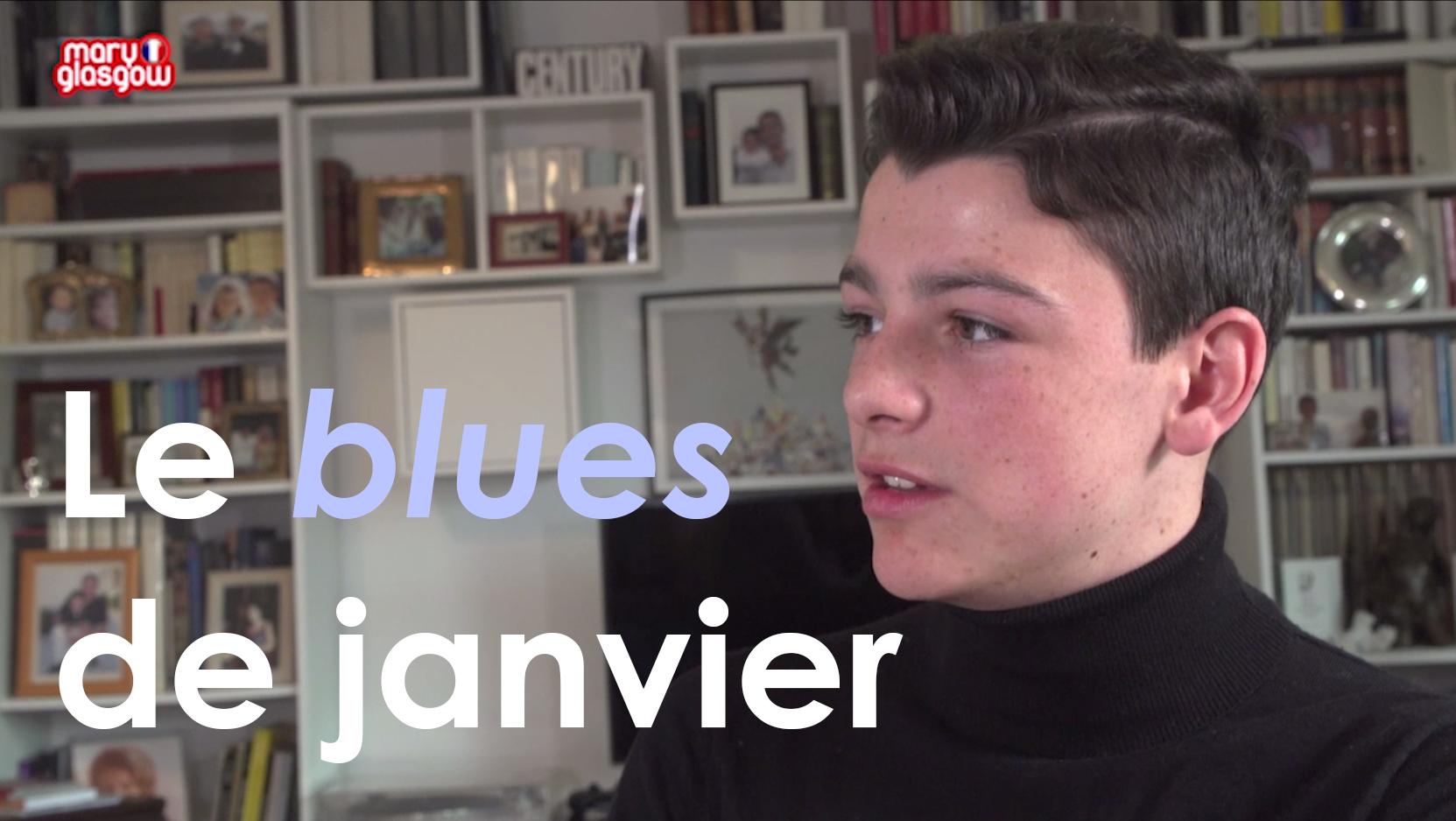 Le blues de janvier screenshot