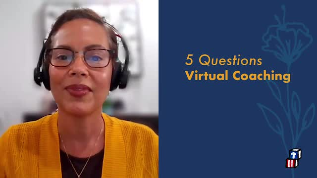 Five Questions with Dr. Mary Louise Hemmeter – Virtual Coaching