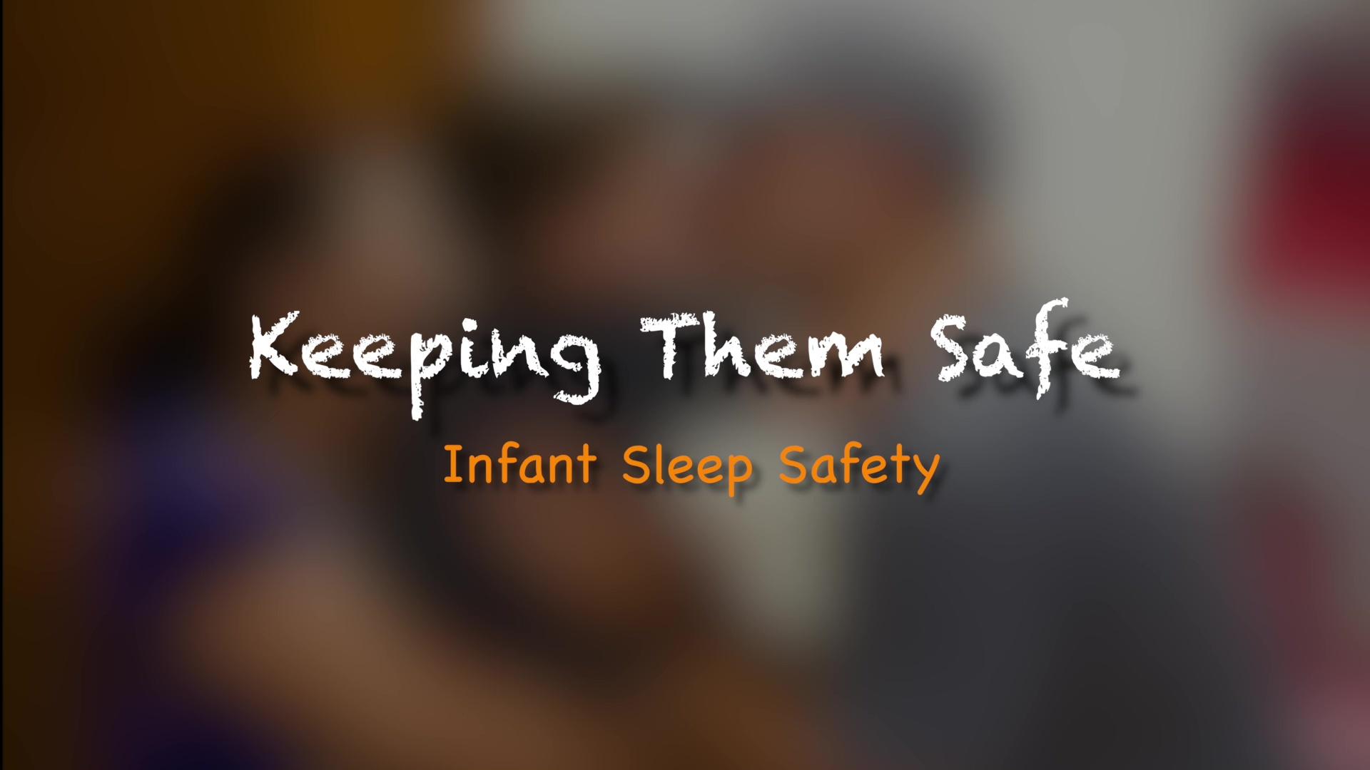 Infant Sleep Safety