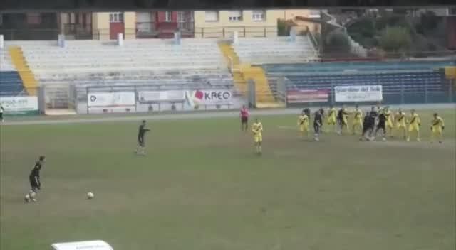Serie D, Savona-Lavagnese: le azioni salienti
