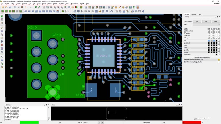 High Speed PCB Design, Constraint Management, PCB Layout Tools | OrCAD