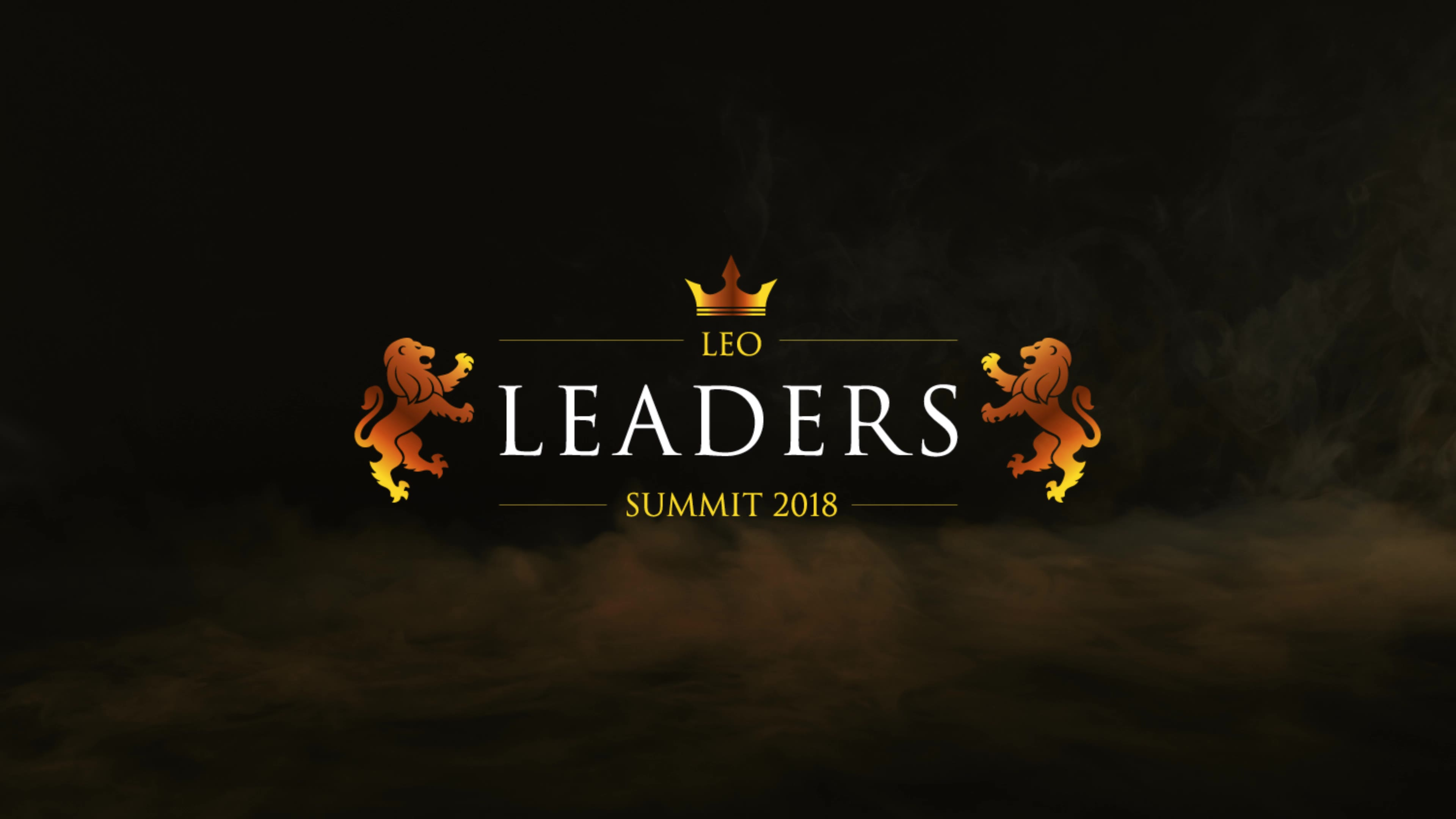 LEO Leadership Summit 2018
