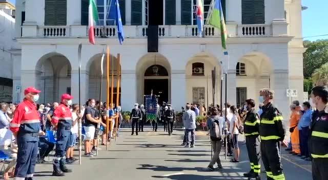 L'ultimo saluto di Chiavari al sindaco Marco Di Capua