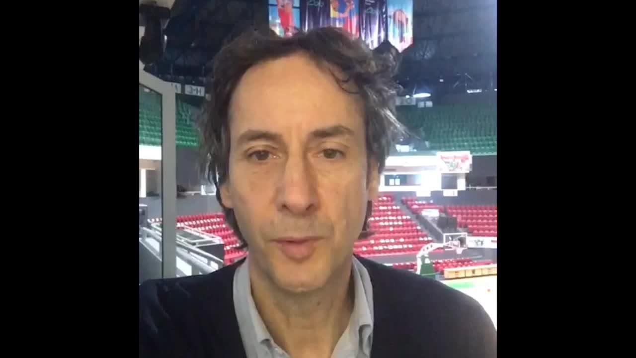 Video: Russia Biancorossa: il saluto di Claudio Coldebella