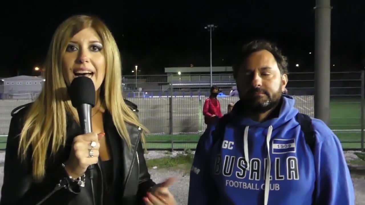 Busalla-Ligorna: il commento di Federico Ferrando e Gianfranco Cannistrà