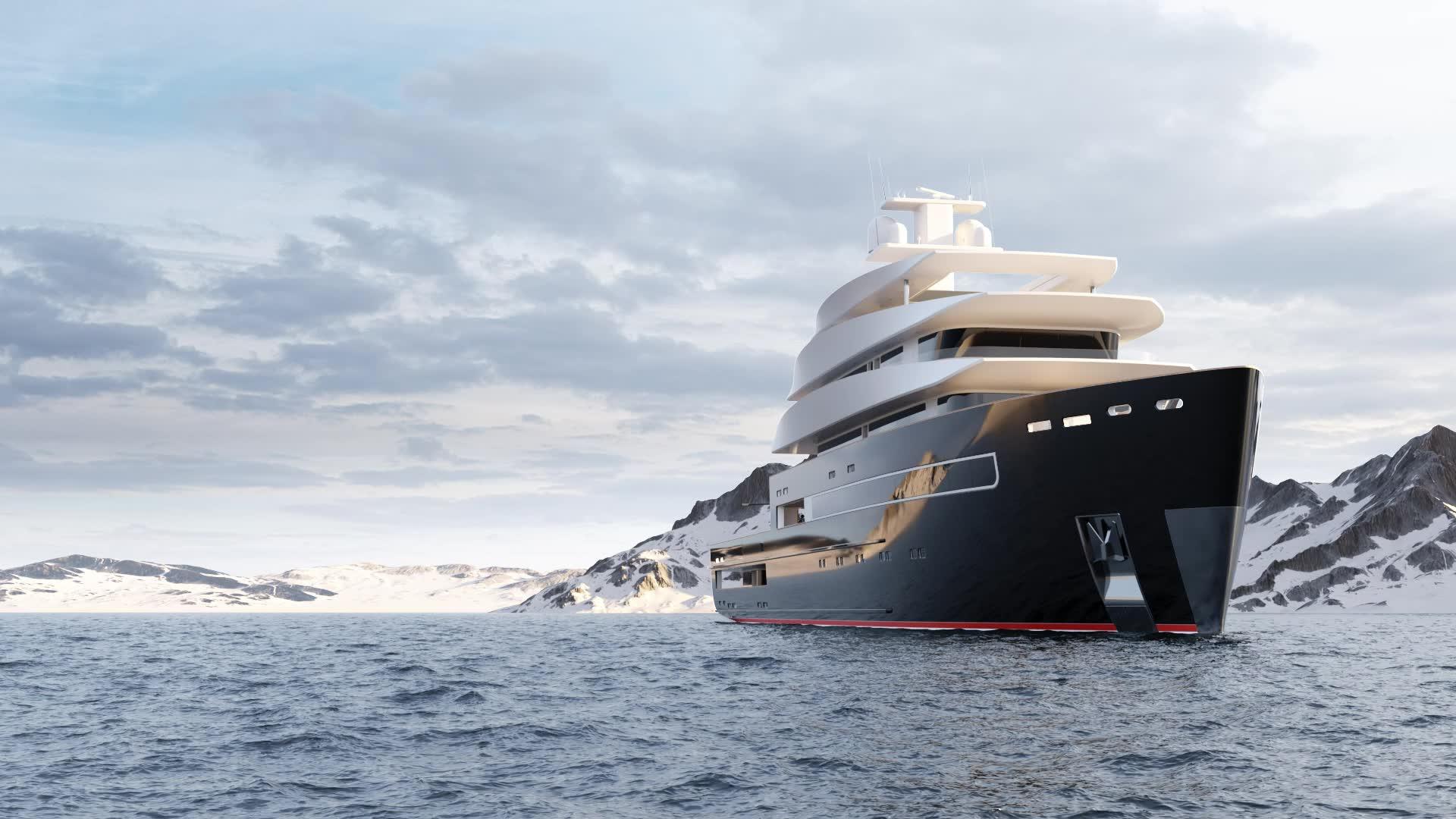 Iddes Yachts - Class 55