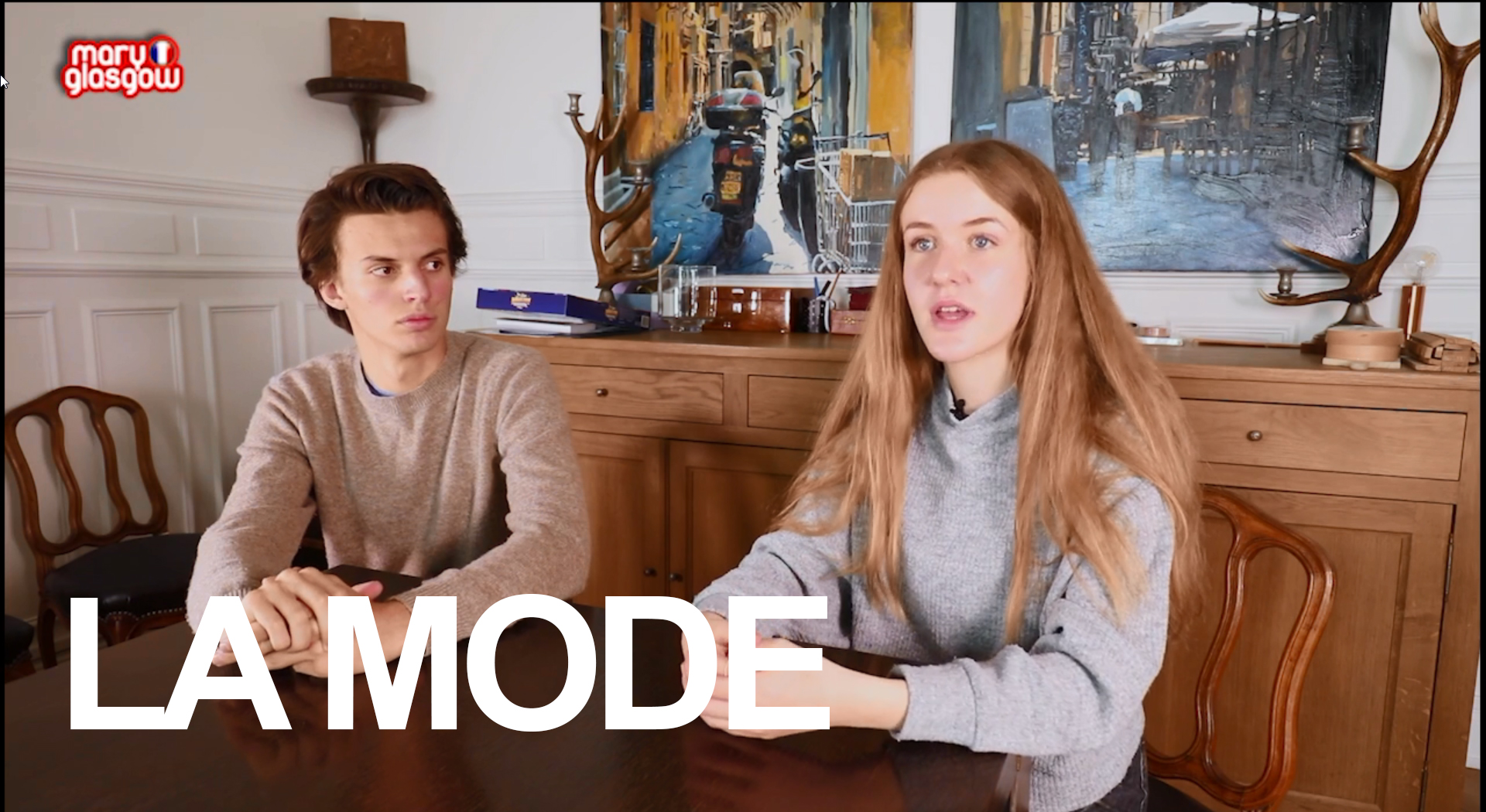 La mode screenshot
