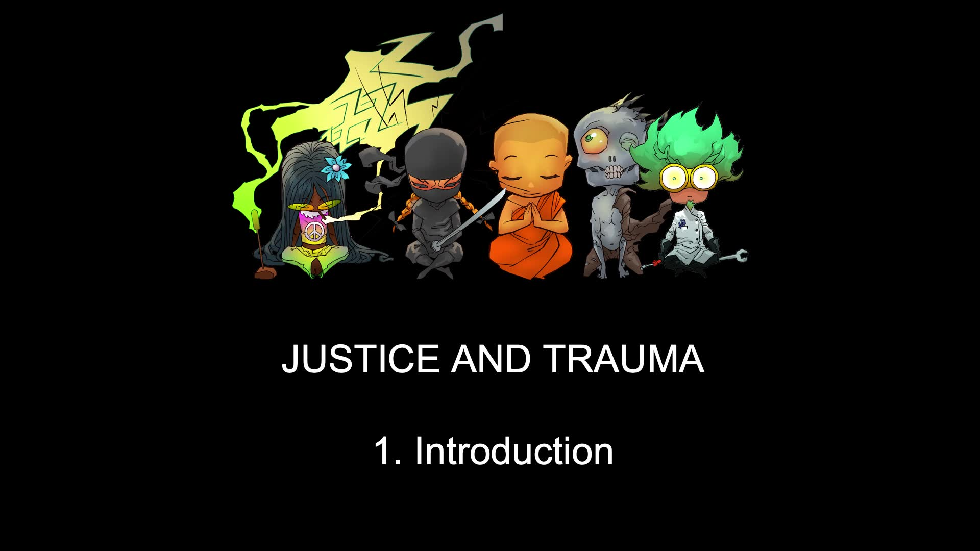 Introduction to Mindfulness and Trauma & Social Justice